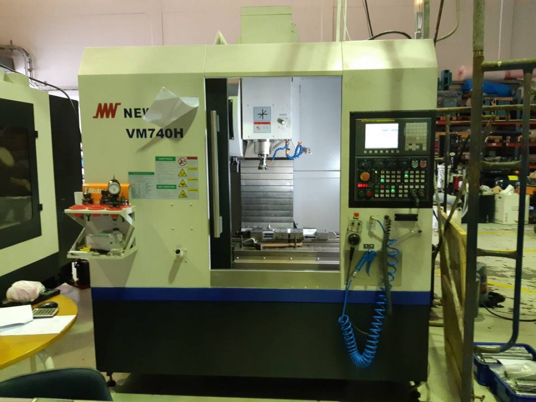 Milling Machine: Neway VM740H